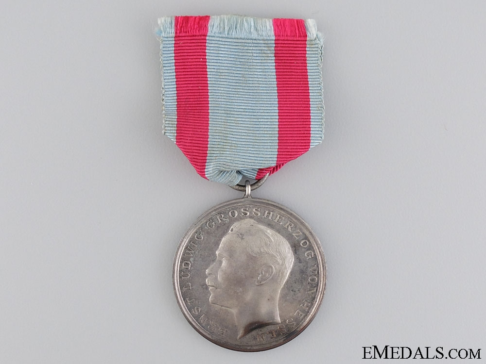 eMedals-A Hessen General Honour Decoration; Type III