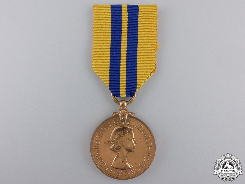 eMedals-A Hong Kong Royal Naval Dockyard Police Long Service Medal