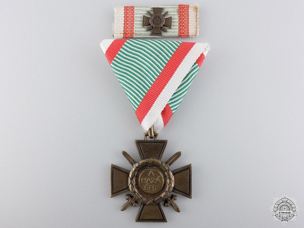 eMedals-A Hungarian Fire Cross 1st Class 1943