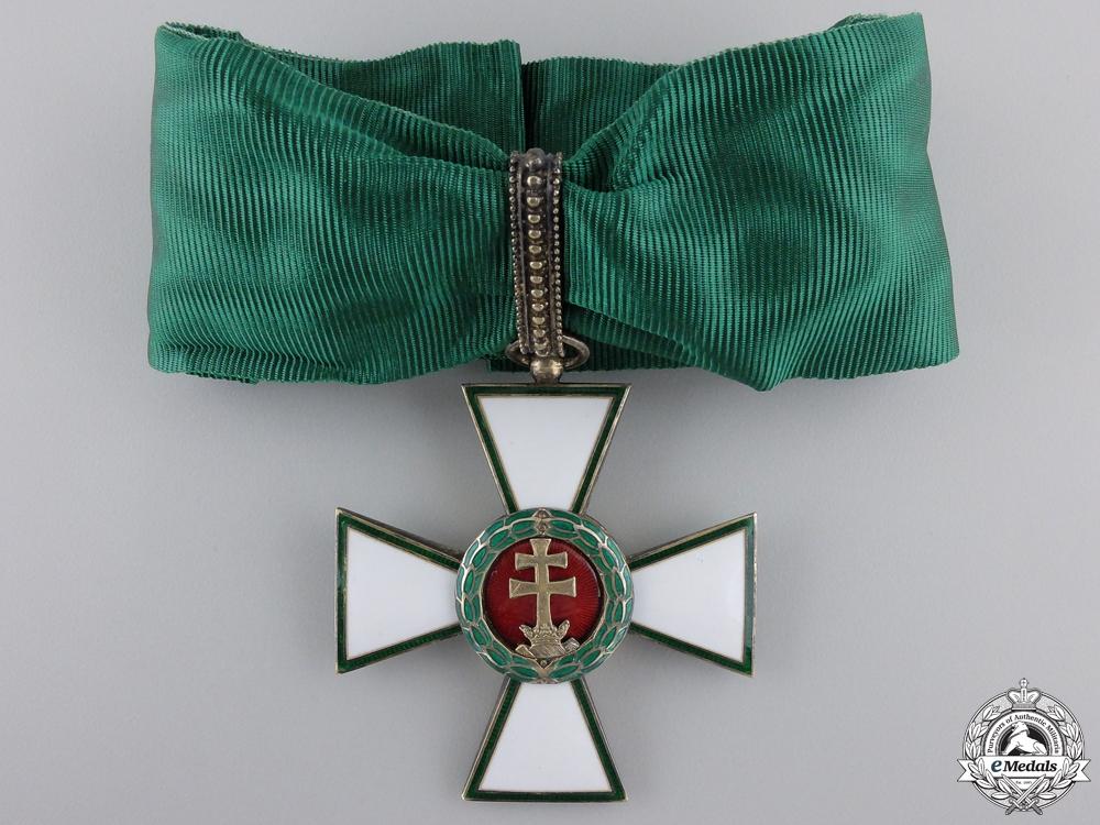 eMedals-A Hungarian Order of Merit; Commander's Cross