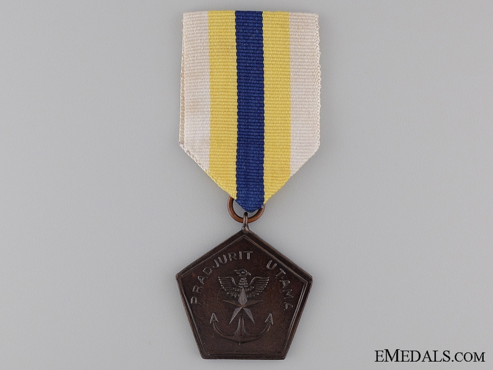 eMedals-A Indonesian Teladan Service Medal