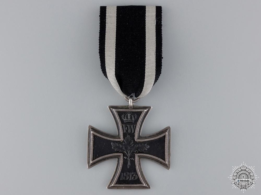 eMedals-A Iron Cross 1813; Second Class