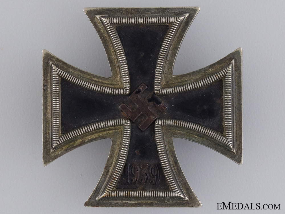 eMedals-A Iron Cross First Class 1939 by Friedrich Orth