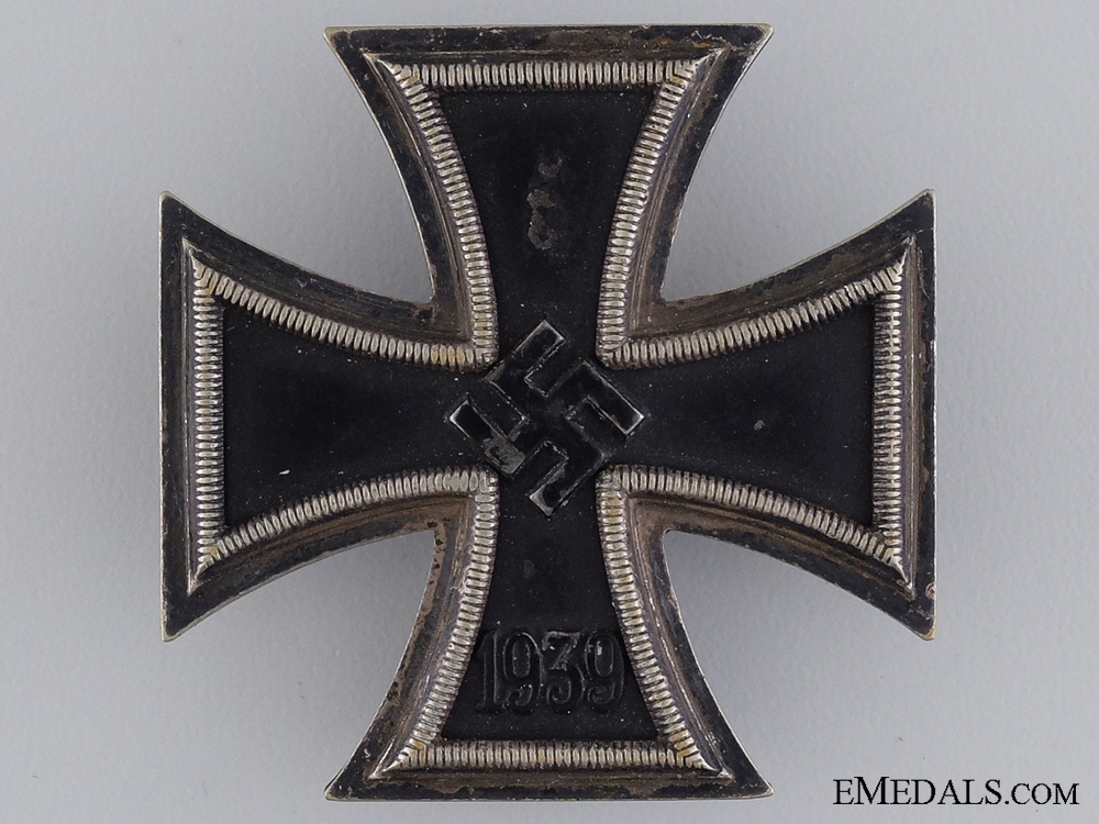 eMedals-A Iron Cross First Class 1939