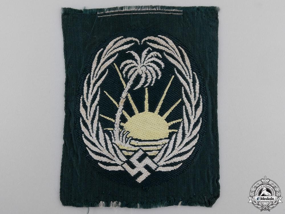 eMedals-A Jäger Sonderverband 287 Sleeve Insignia
