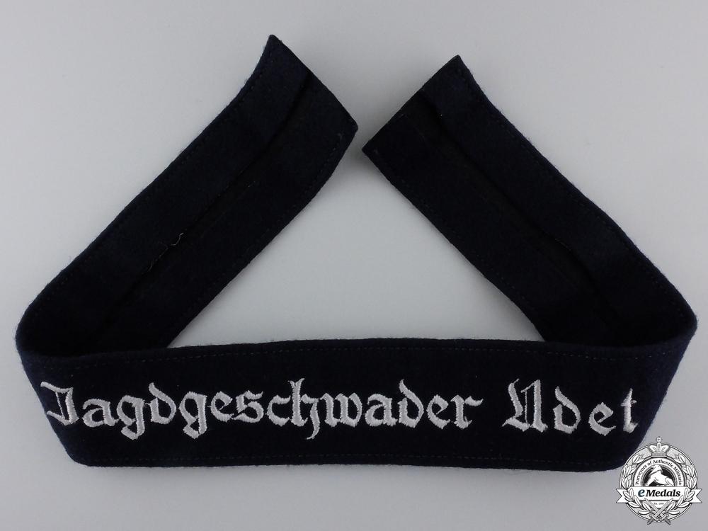 eMedals-A Jagdgeschwader Udet Cufftitle; Other Ranks