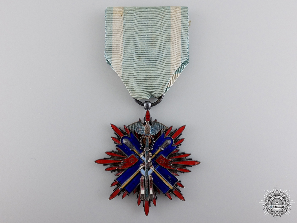 eMedals-A Japanese Order of the Golden Kite; 5th Class