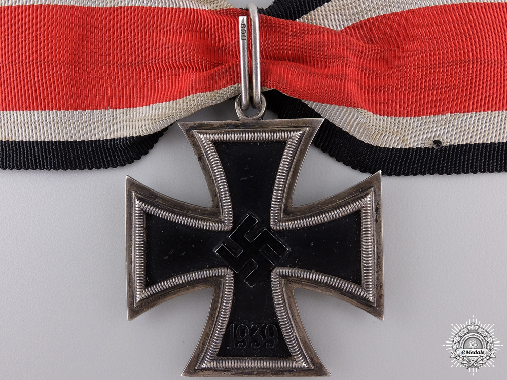 eMedals-A Knights Cross of the Iron Cross 1939 by Steinhauer & Luck; Micro 800