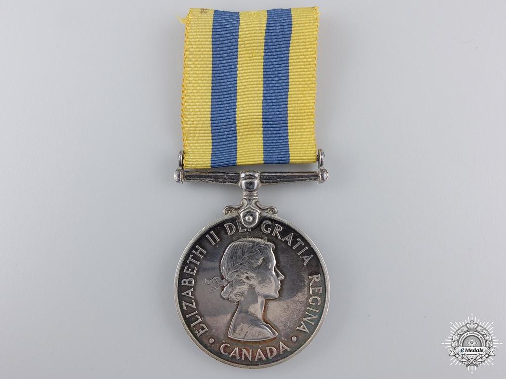 eMedals-A Korea War Medal to the  Royal 22nd Regiment; KIA 1951