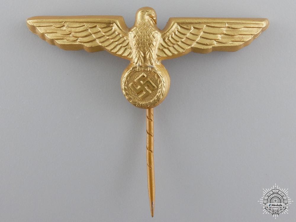eMedals-A Kreigsmarine Visor Eagle by Assmann