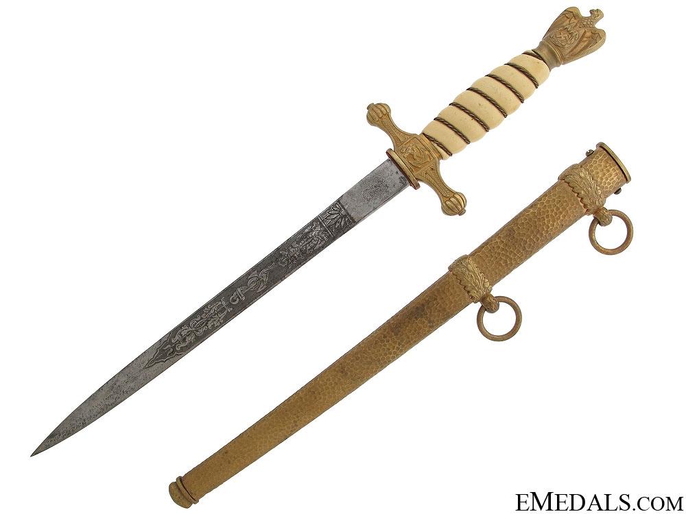eMedals-A Kriegsmarine Dagger by W.K.C
