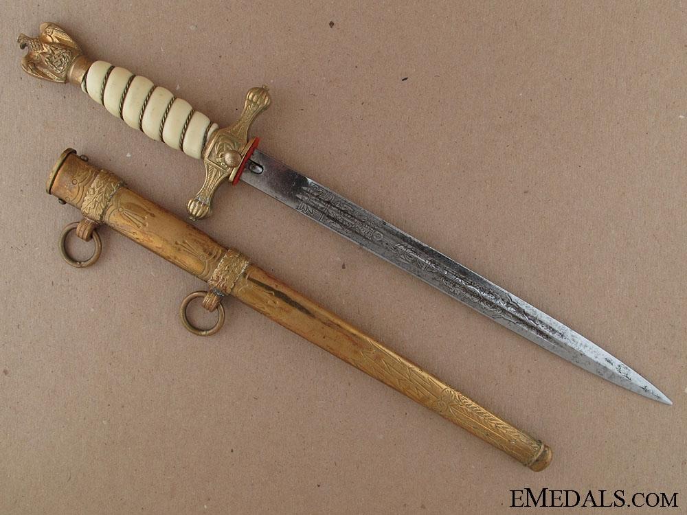 eMedals-A Kriegsmarine Dagger by WKC