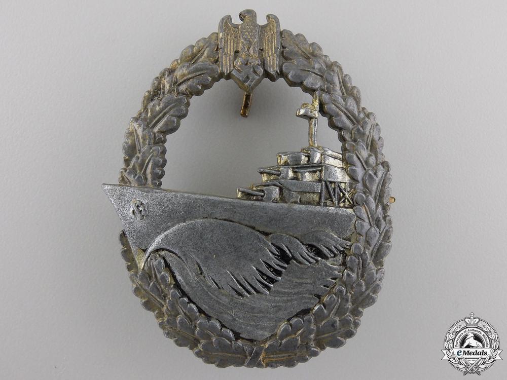 eMedals-A Kriegsmarine Destroyer War Badge