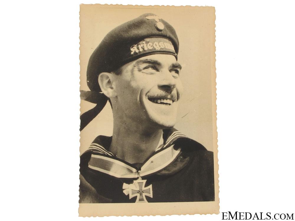 eMedals-A Kriegsmarine KC Winner Photograph