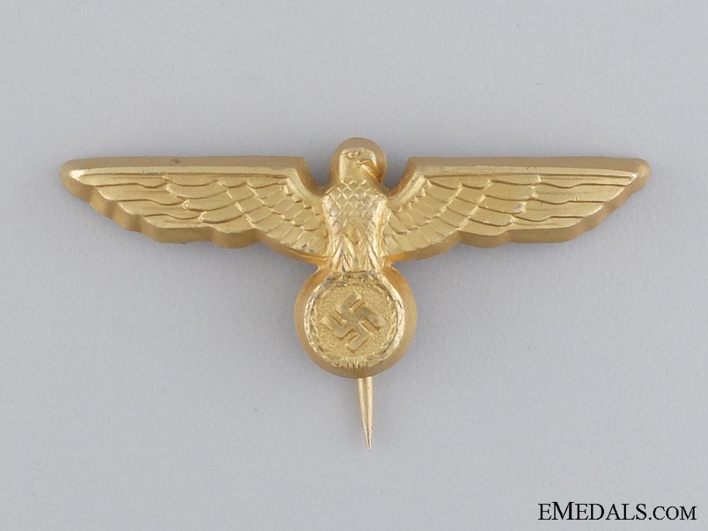 eMedals-A Kriegsmarine Visor Eagle by Assmann