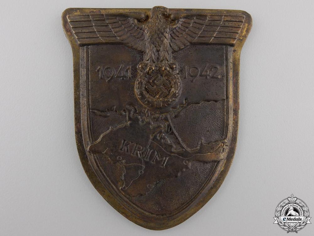 eMedals-A Krim Campaign Shield