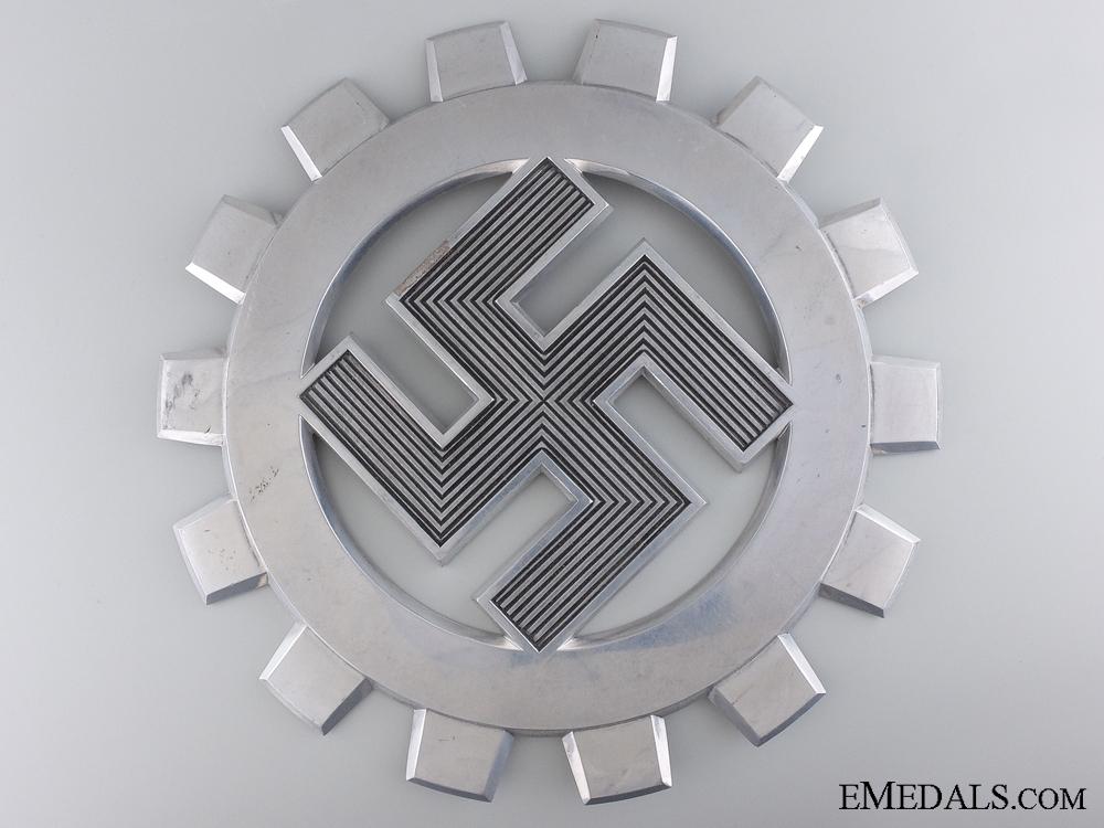 eMedals-A Large DAF Aluminum Wall Insignia