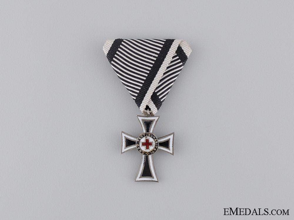 eMedals-A Large Miniature Marian Cross of the German Knight Order