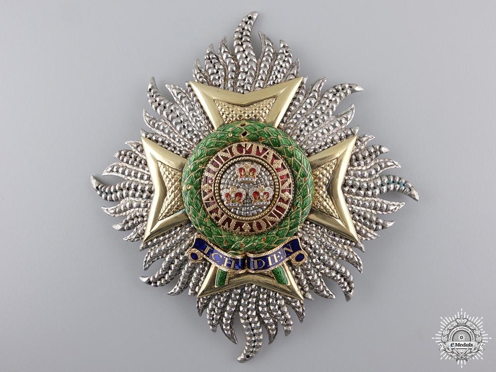 eMedals-A Late Georgian Most Honourable Order of the Bath; G.C.B. (Military)