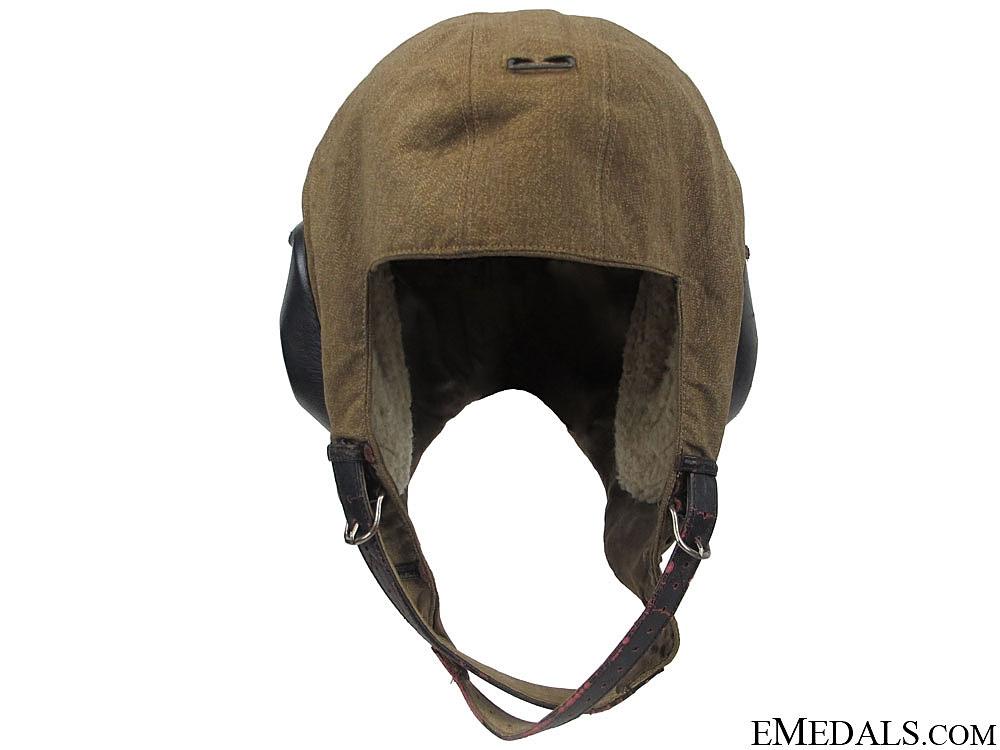 eMedals-A LKp S-101 Luftwaffe Flying Helmet