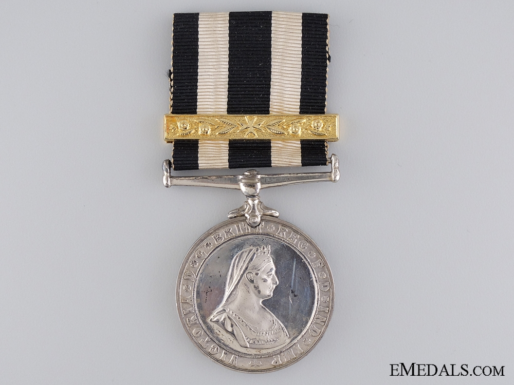 eMedals-A Long Service Medal of The Order of St. John; 27 Year Bar