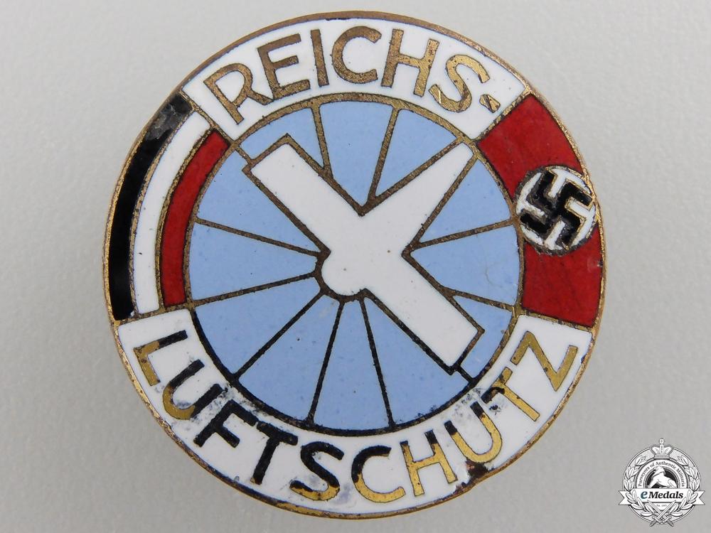 eMedals-A Luftschutz Badge by J. Preissler