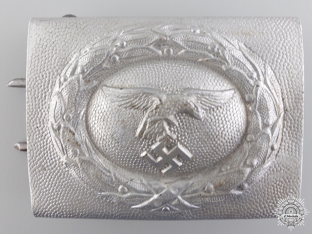 eMedals-A Luftwaffe Enlisted Man's Belt Buckle; 1st Pattern