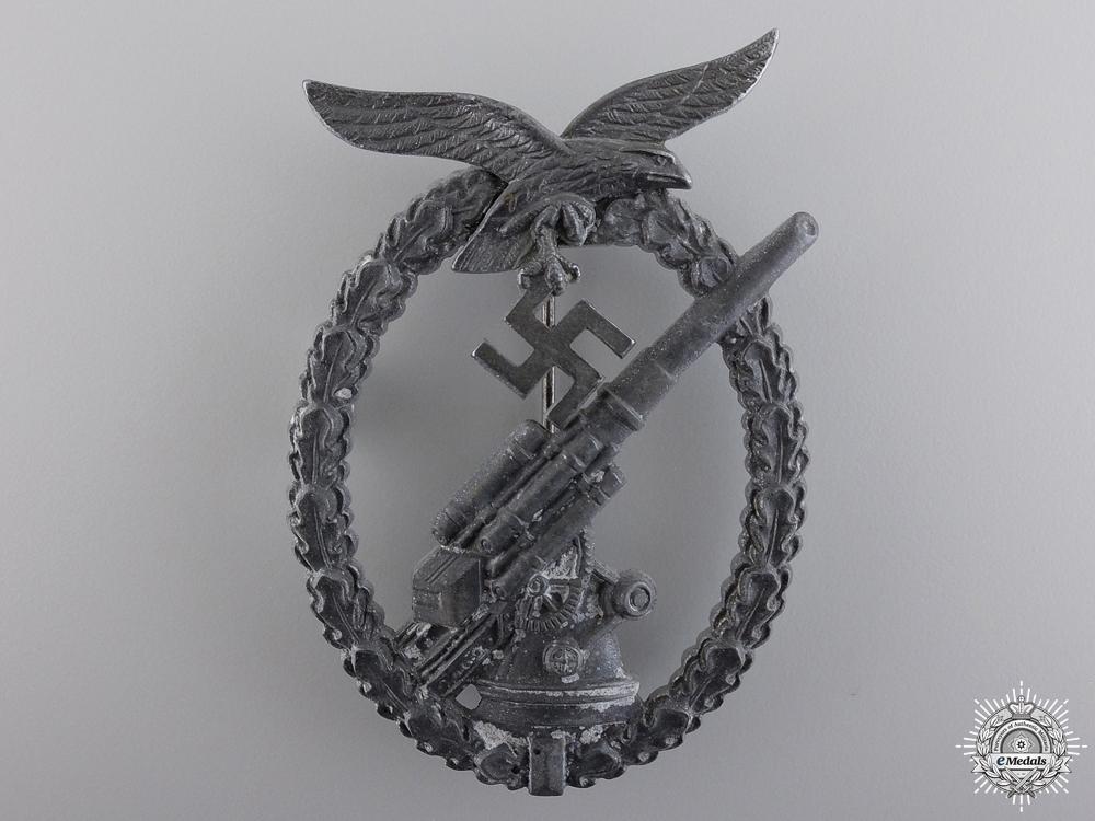 eMedals-A Luftwaffe Flak Badge