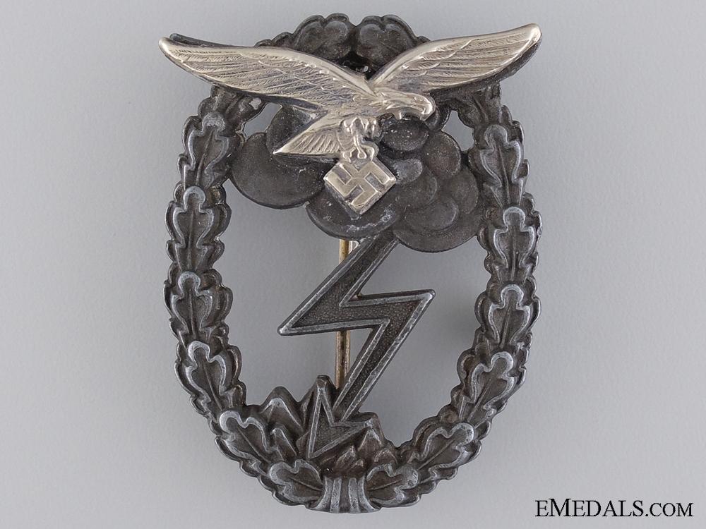 eMedals-A Luftwaffe Ground Assault Badge by G.H. Osang