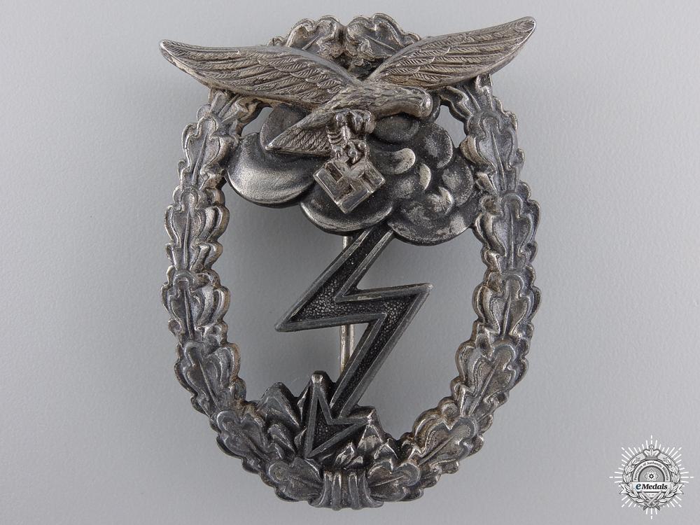 eMedals-A Luftwaffe Ground Assault Badge, by G.H. Osang