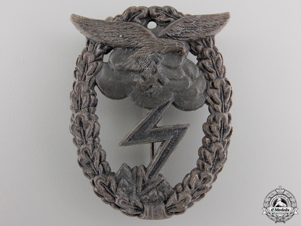 eMedals-A Luftwaffe Ground Assault Badge