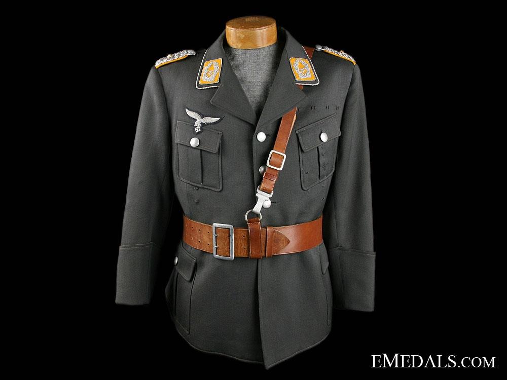eMedals-A Luftwaffe Lieutenant Colonel Tunic