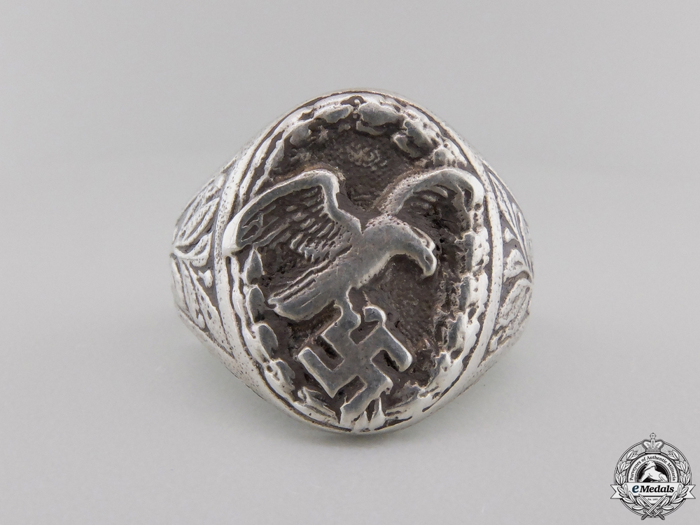 eMedals-A Luftwaffe Observer's Ring
