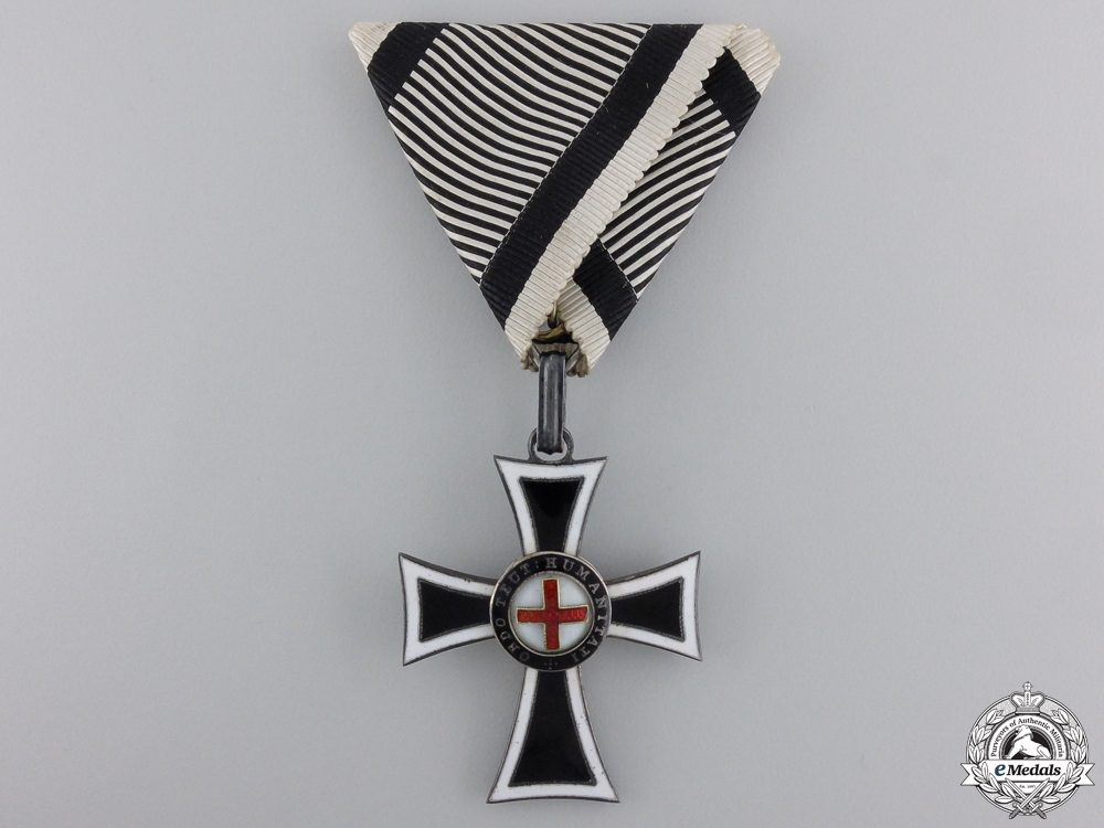 eMedals-A Marian Cross of the German Knight Order