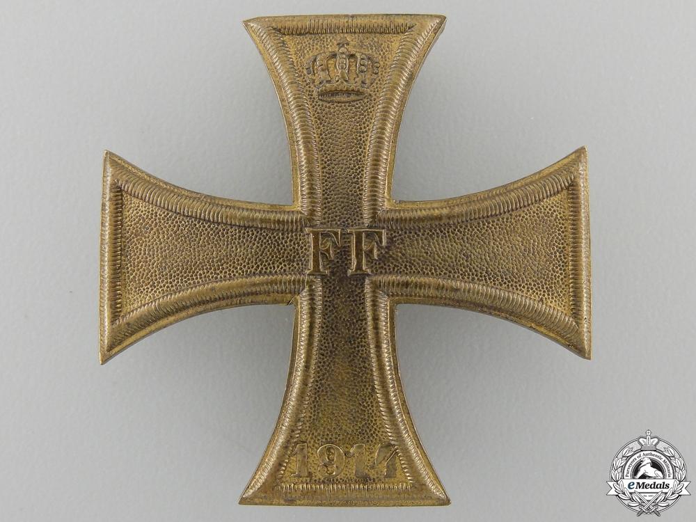 eMedals-A Mecklenburg-Schwerin Military Merit Cross 1914; 1st Class