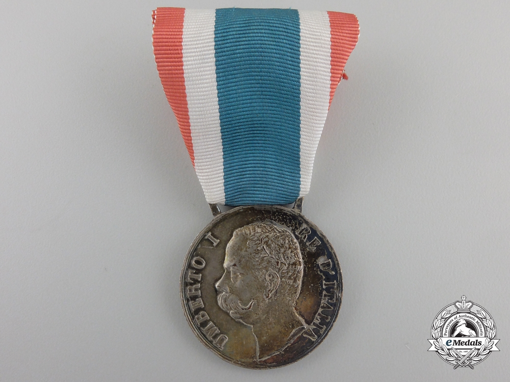 eMedals-A Medal for Italian Unification; Type I (1848-1870)