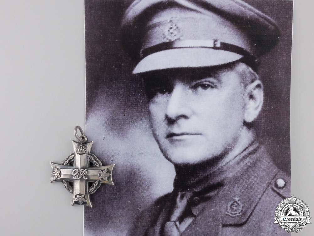 eMedals-A Memorial Cross of Lieut. Colonel Seaborn; Author of The March of Medicine