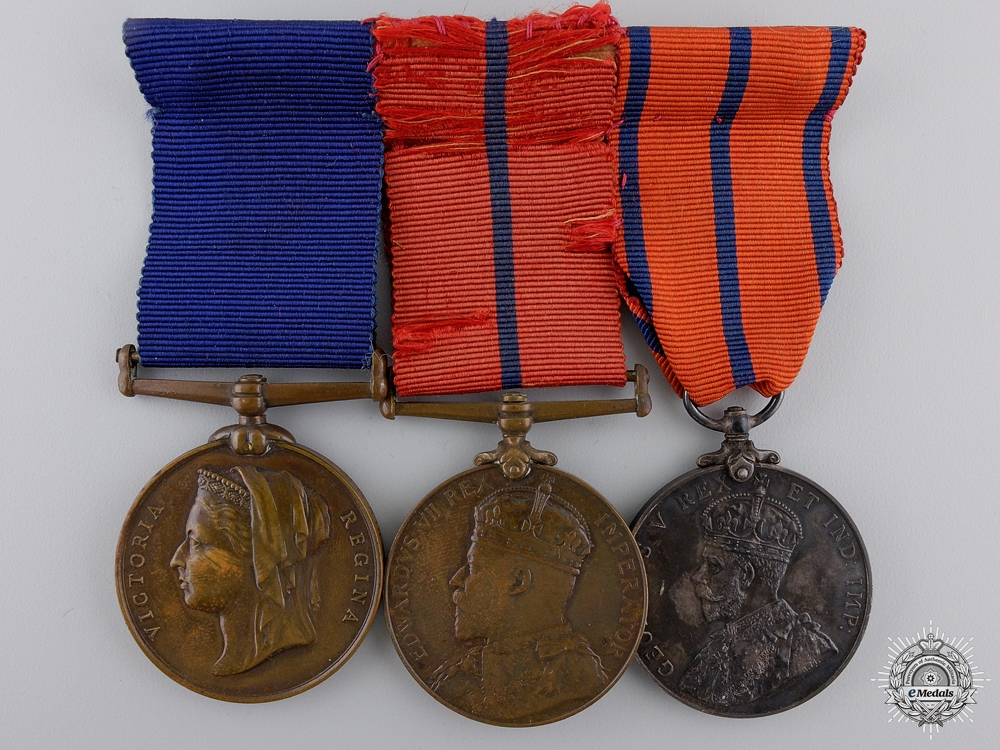 eMedals-A Metropolitan Police Group to Police Constable J.F. Travers