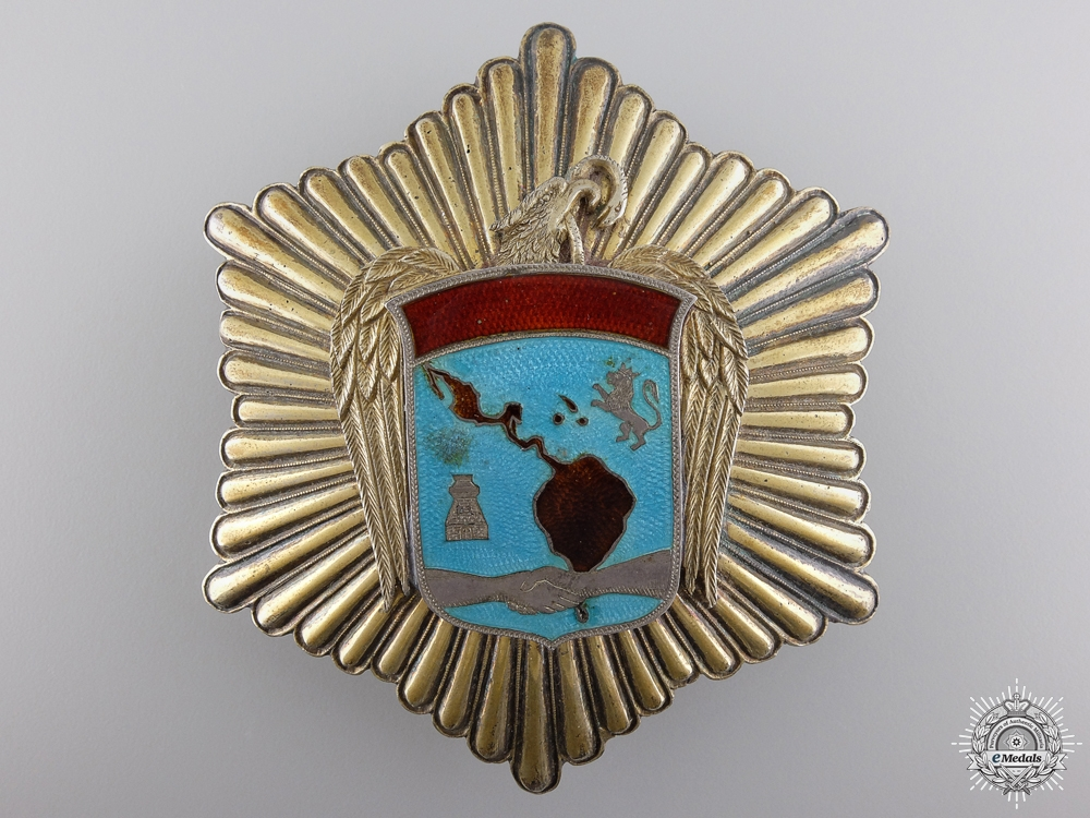 eMedals-A Mexican Nobility Breast Star