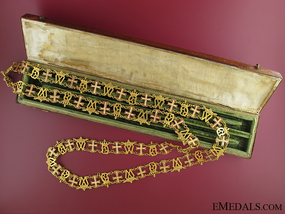 eMedals-A Mid 18th Century Order Order of the Dannebrog