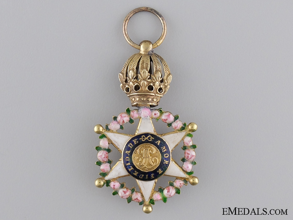 eMedals-A Mid-Nineteenth Century Order of the Rose