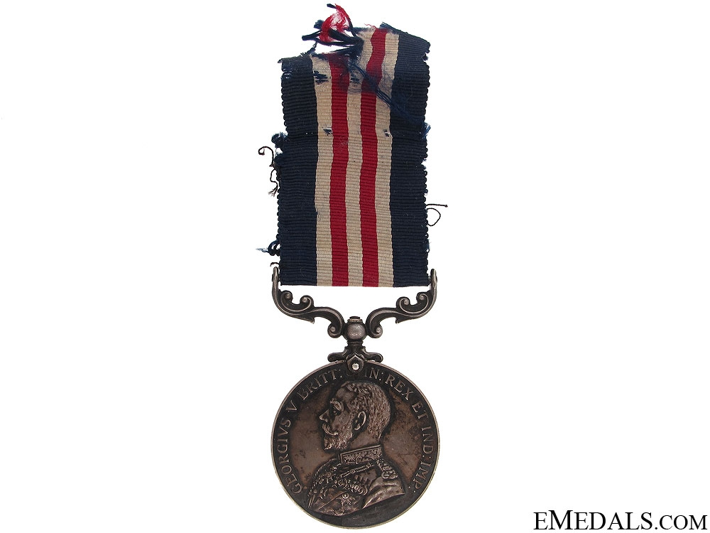 eMedals-A Military Medal to the Rifle Brigade