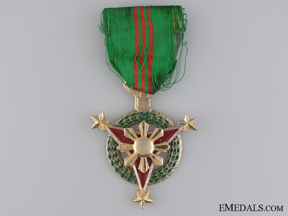 eMedals-A Military Merit Medal of the Philippines