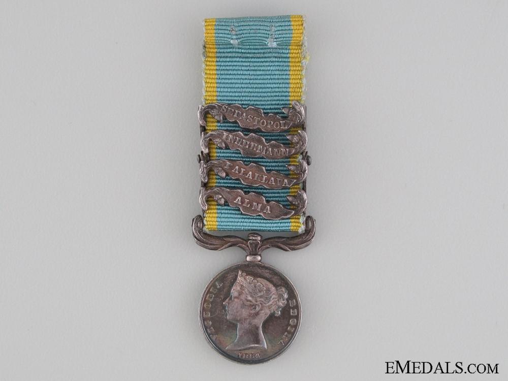 eMedals-A Miniature Crimea Medal 1854-1856
