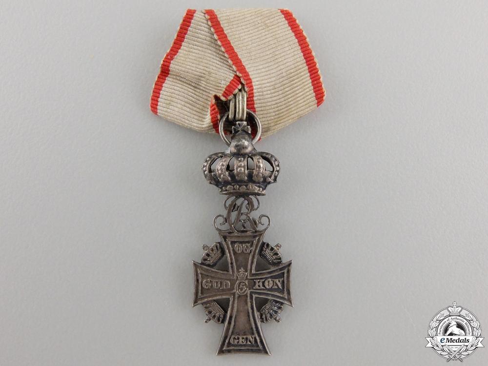 eMedals-A Miniature Danish Order of the Dannebrog
