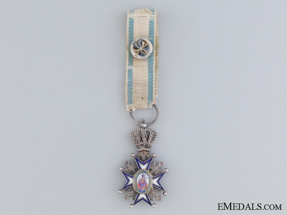 eMedals-First War Serbian Order of St. Sava