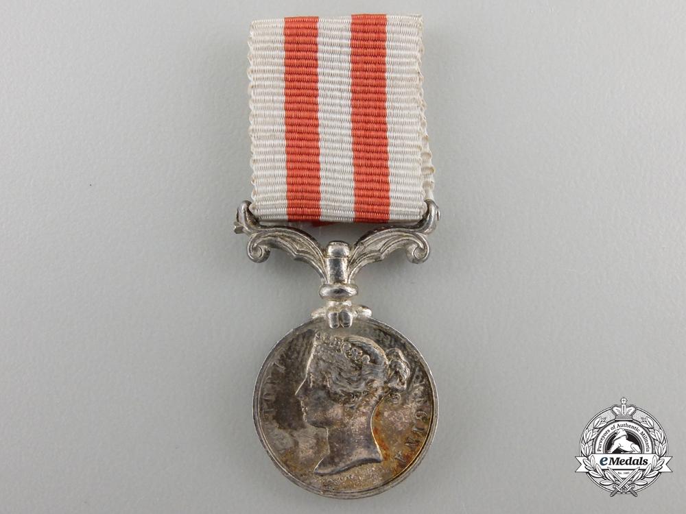 eMedals-A Miniature India Mutiny Medal