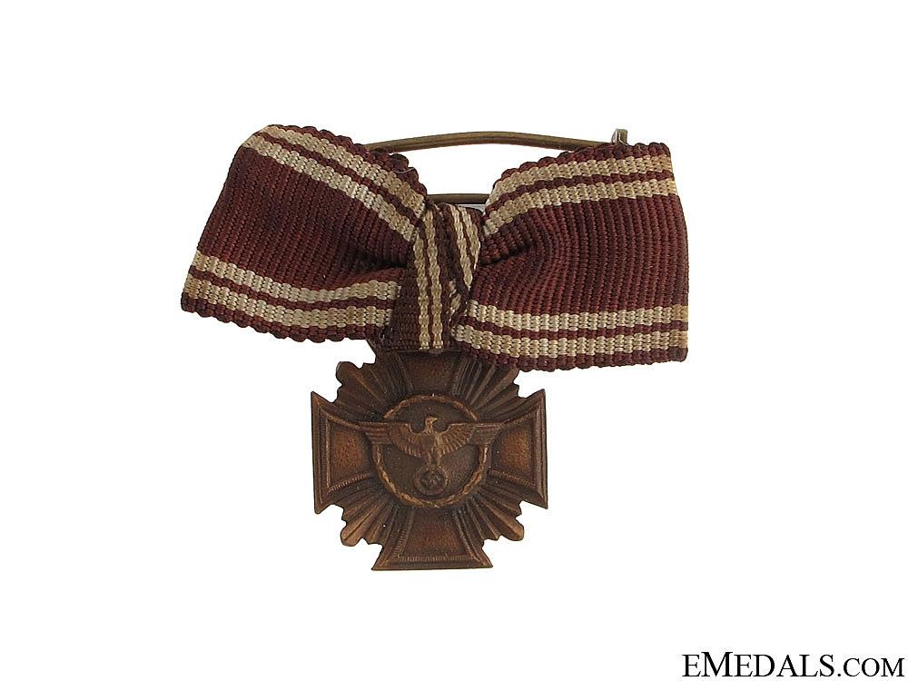 eMedals-A Miniature NSDAP Ten Years Award
