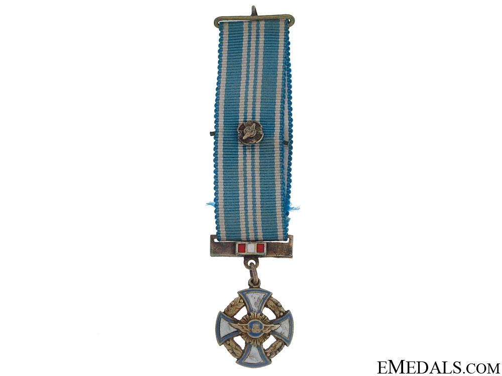 eMedals-A Miniature Order of Aeronautical Merit