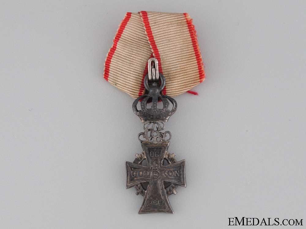eMedals-A Miniature Order of Dannebrog